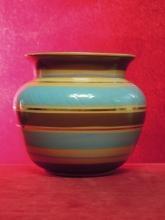 Stangl Vase Aztec Design 1963