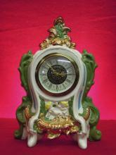 Narco West German Mantle Clock,