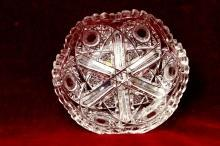 J Horace and Company 1853 Corning  Glass Candy Dish 1889 1900 ABP
