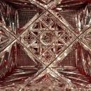 ABP Glass  Libbey Dish Hobstar Diamond Cut