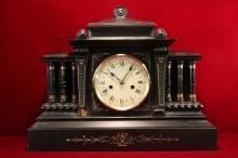Hamburg  Mantel Clock Antique Collectble