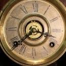 Antique  Welsh Clock Empress