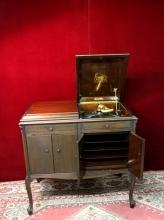 Victrola  Talking Machine Console