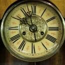 Antique Wall Clock DRGM German