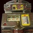 Antique Jennings Sun Chief Quarter Slot Machine