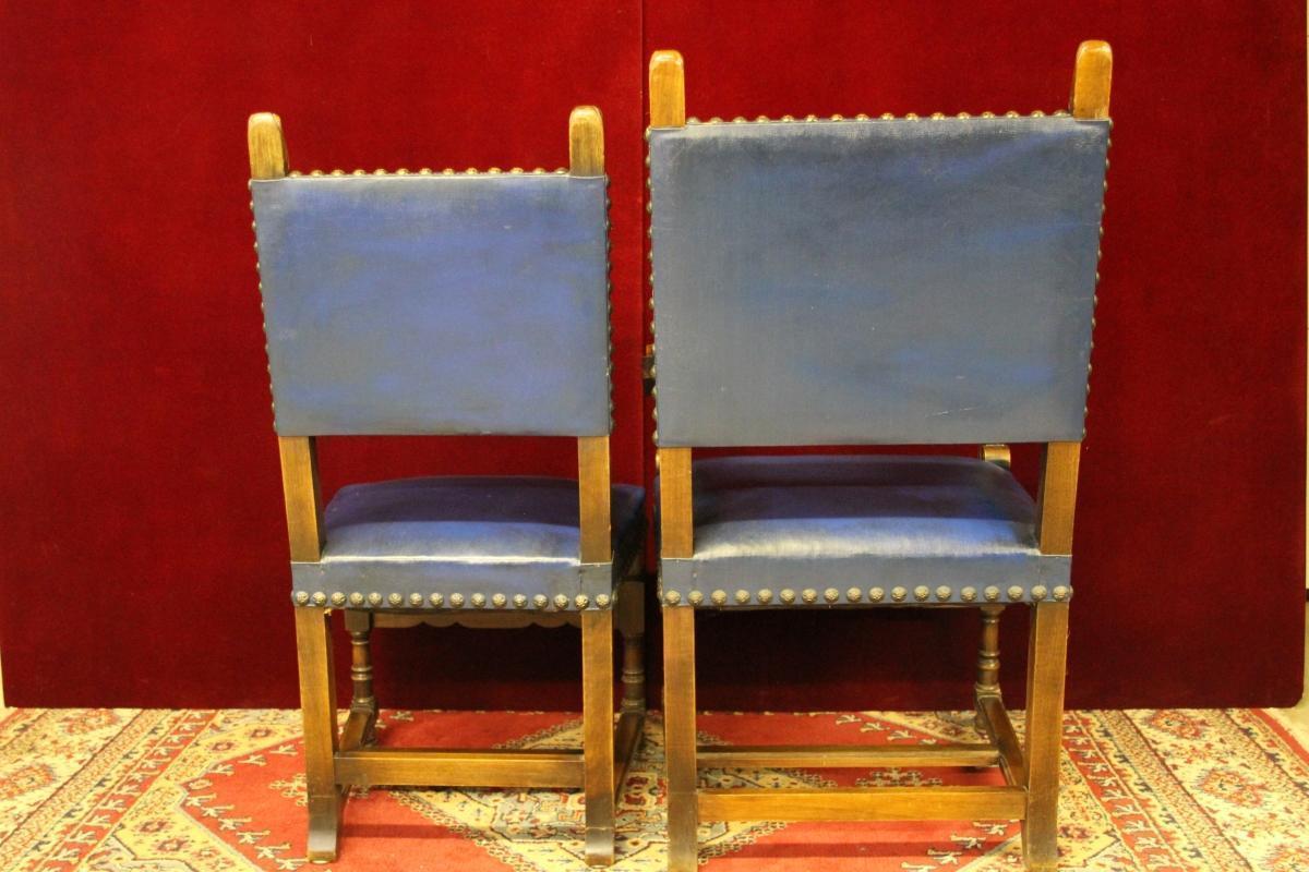 Renaissance Cranbrook Chairs  Academy of Art