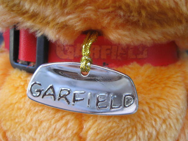 Ty Garfield The Cat Beanie Buddy