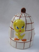Warner Brothers Tweety Bird Replacement Salt Or Pepper Shaker
