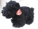 Ty Aberdeen Black Scottie Dog Beanie Buddy Plush