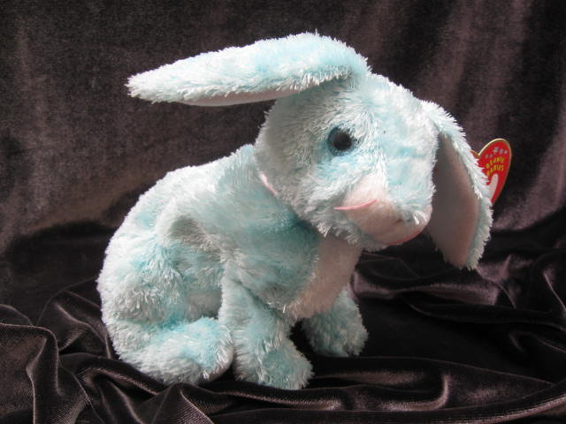 Ty Spring The Bunny Rabbit Plush -  Easter Bunny