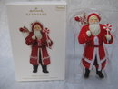 Hallmark 2011 Father Christmas 8th In Series  Ornament