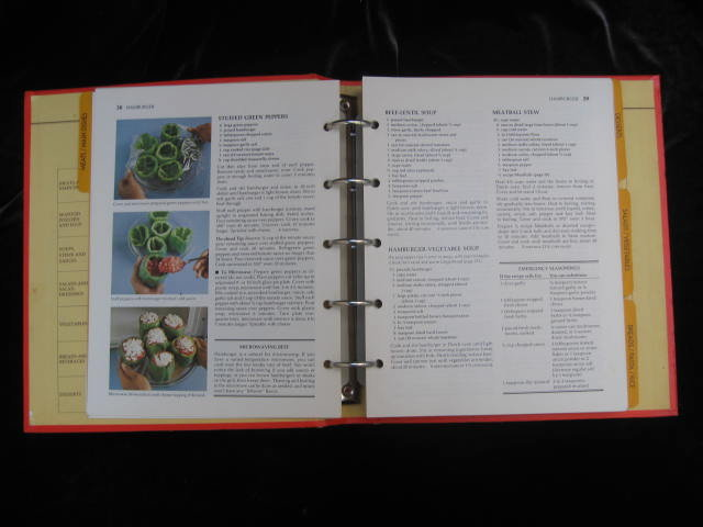 Betty Crocker's  Cookbook New & Revised Edition  Spiral Bound