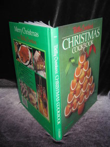 Betty Crocker's Christmas Cookbook