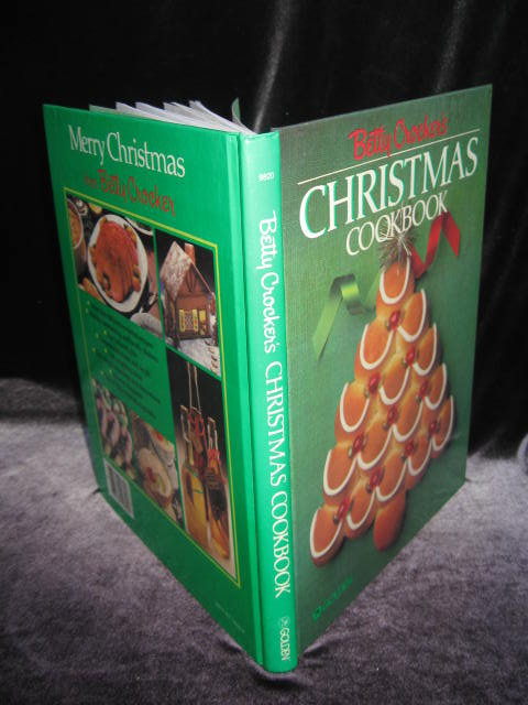 Betty Crocker's Christmas Cookbook