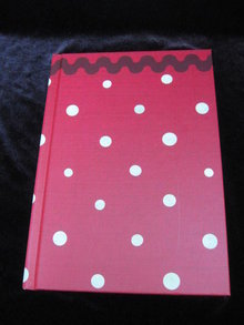 Hallmark Red VIP Journal