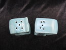 Vintage Letters Letter S & P Salt & Pepper Shakers