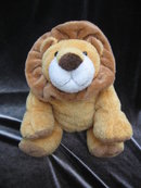 Ty Pluffie Catnip The Lion Pluffies Plush