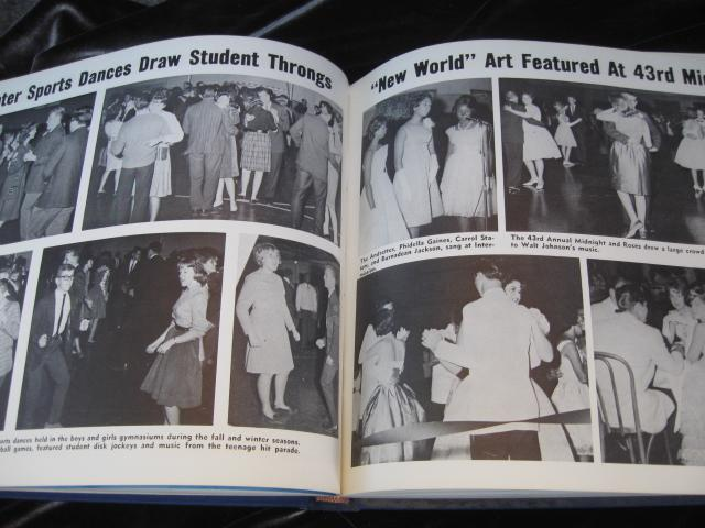 Phoenician,  Phoenix  Union High School Yearbook 1964 Phoenix, Arizona