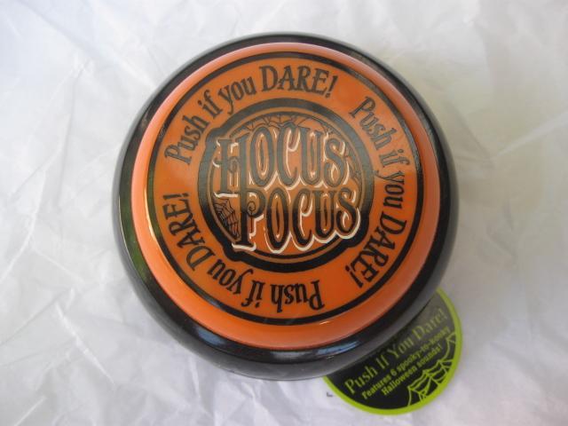 Hallmark 2011 Hocus Pocus Magic Sound Button