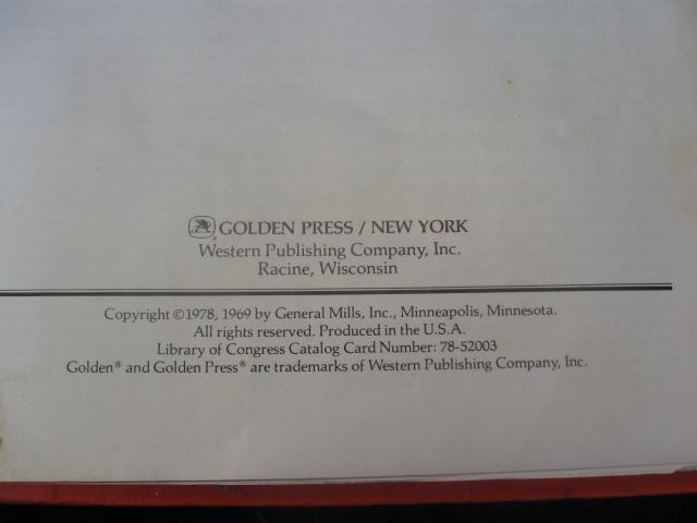 Betty Crocker's  Cookbook New & Revised Edition
