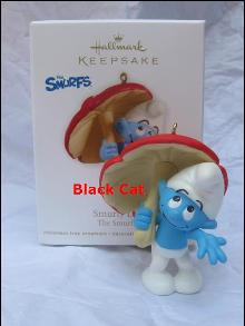 Hallmark 2012 Smurfy Days, The Smurfs Christmas Tree Ornament