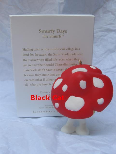 Hallmark 2012 Smurfy Days, The Smurfs Christmas Tree Ornament