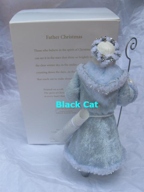 Hallmark 2012 Father Christmas 9th In Father Christmas Ornament