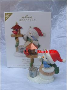 Hallmark 2012 Snow Buddies 15th Anniversary Limited Quantity Christmas Tree Ornament
