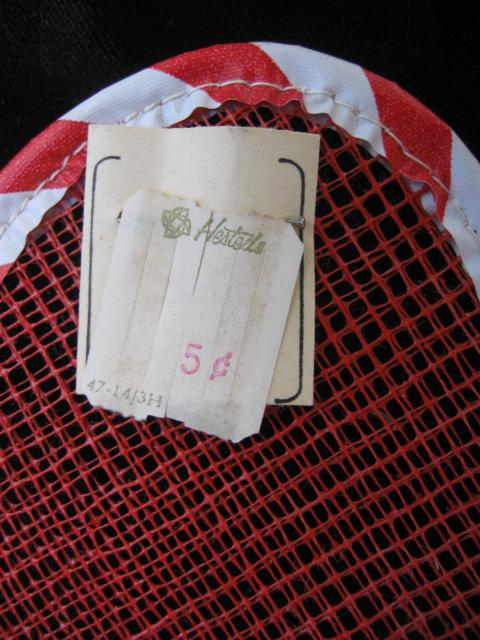 New Vintage Net Christmas Stocking Western Theme - 5 Available