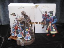 Hallmark 2010 2012 To The Rescue & Winkie Guard Wizard Of Oz Ornaments