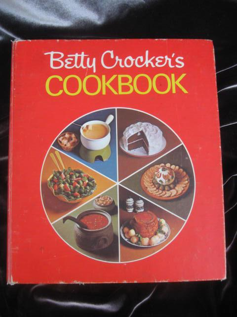 Betty Crocker's Cookbook Pie Cover 1974