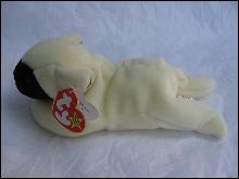 Ty Chops The Lamb  Retired Beanie Baby MWMT's