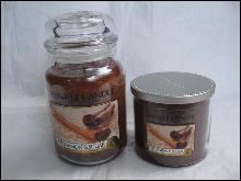 Two (2) New  Yankee Candles Cinnamon & Sugar Candles