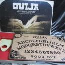 Vintage  Halloween William Fuld Talking Board Set Ouija Board Salem Mass.