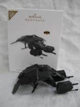 Hallmark 2012 The Bat Batman Special Limited Edition Christmas Ornament