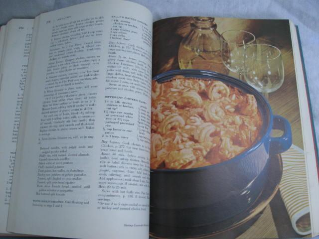 The New Good Housekeeping Cookbook Copyright 1963