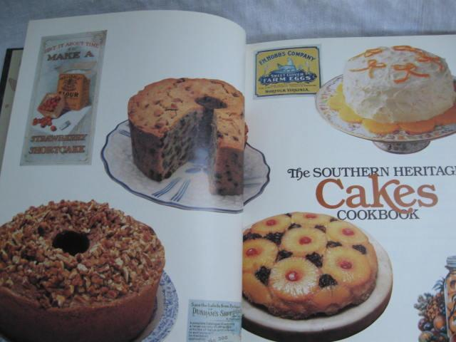 The Southern Heritage Cakes Cookbook Copyright 1983 1st Edition