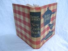 Better Homes & Gardens New CookBook Copyright 1953