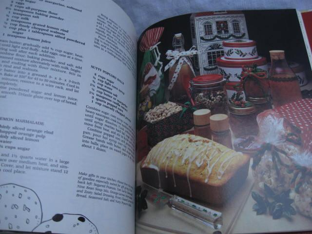 Christmas With Southern Living   1983 Cookbook Plus More First Edition