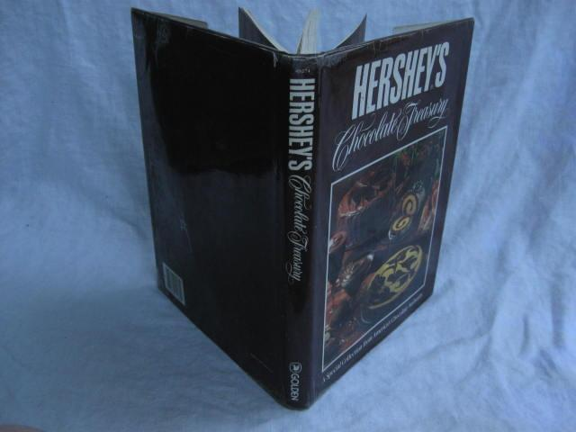 Hershey's Chocolate  Treasury  A Special Collection  From America's Chocolate Authority Cookbook