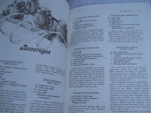 Chocolate Fantasies Cook Book 1987 First Printing
