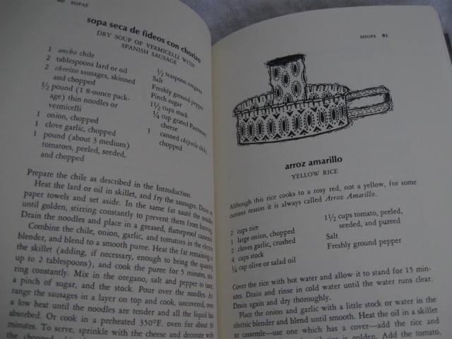 The Complete Book Of Mexican Cooking Copyright 1967