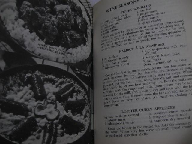 Woman's World Cook Book  Copyright 1961
