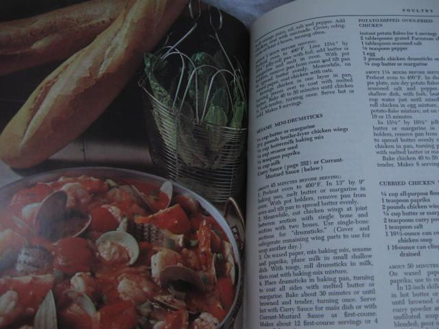 The Good Housekeeping Cookbook Copyright 1973
