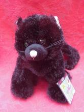 New Webkinz  Retired Halloween Black Cat  With Sealed Tag & Secret Code