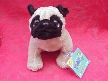 New Webkinz Little Lil PUG Lilkinz  Pug With Sealed Tag & Secret Code