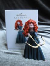 Hallmark 2012 Disney's Pixar Brave Merida Ornament Archer Bow & Arrow