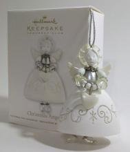 Hallmark 2012 Christmas Angel KOC Special Limited Edition Club Christmas Tree Ornament