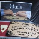 Vintage Halloween Ouija Board Parker Brothers Mystifying Oracle