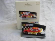 Hallmark 2007 The Race Is On Nascar Magic  Sound Christmas Tree Ornament